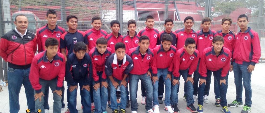 Tiburoncitos sub15 al torneo nacional para comentarse for Los rojos de municipal