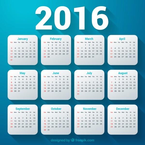 ... de Días Feriados Oficiales y No Oficiales en 2016 | Para Comentarse