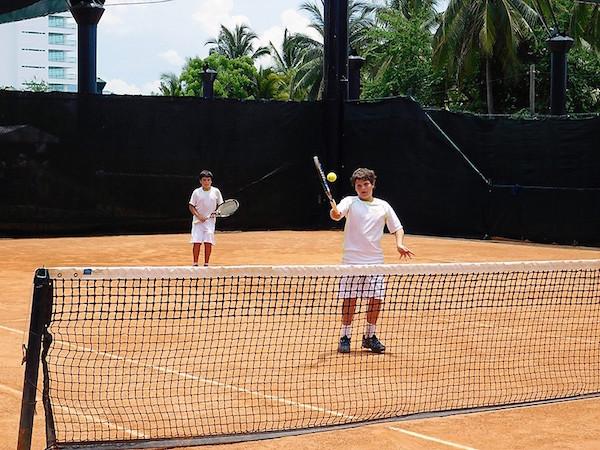 tenis veracruz