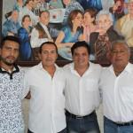 Directiva Atletico BR Mar Azteca