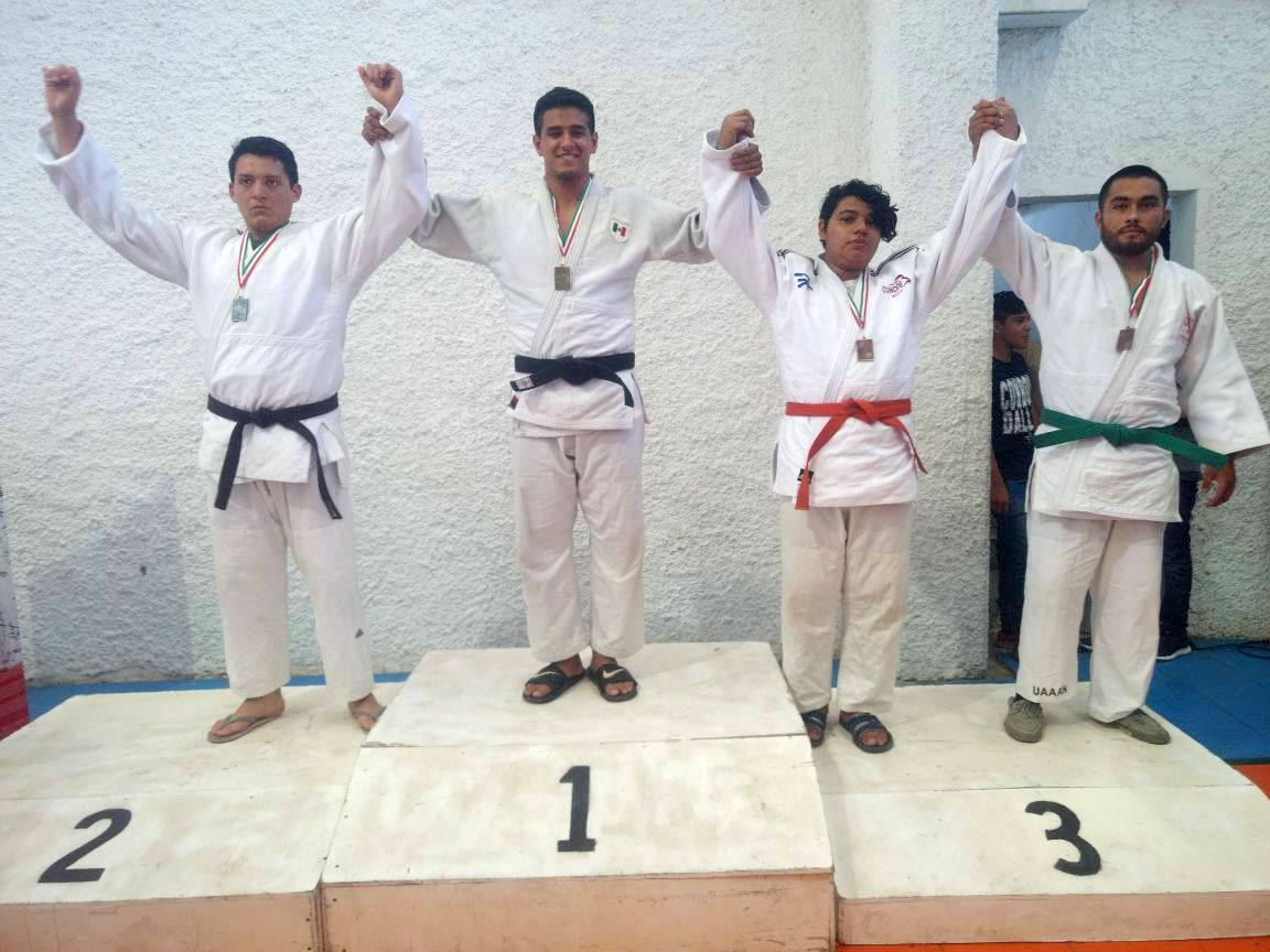 judokas veracruzanos
