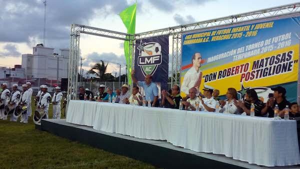 Inauguracion Eduardo Moses