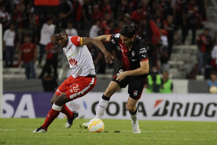 Rojinegros del Atlas vs Independiente Santa Fé