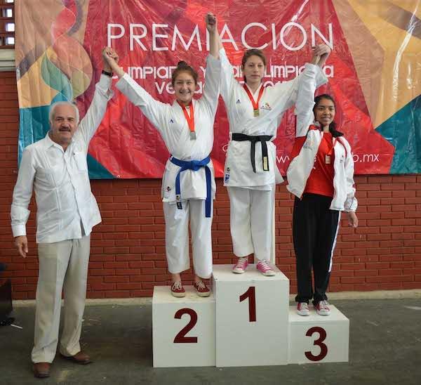 premiacion karate 3-OE 2015
