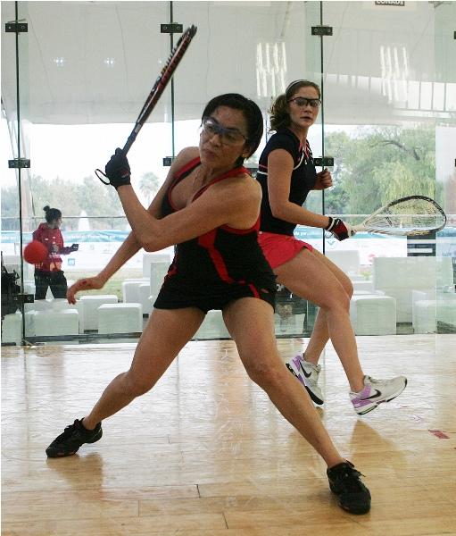 racquetas