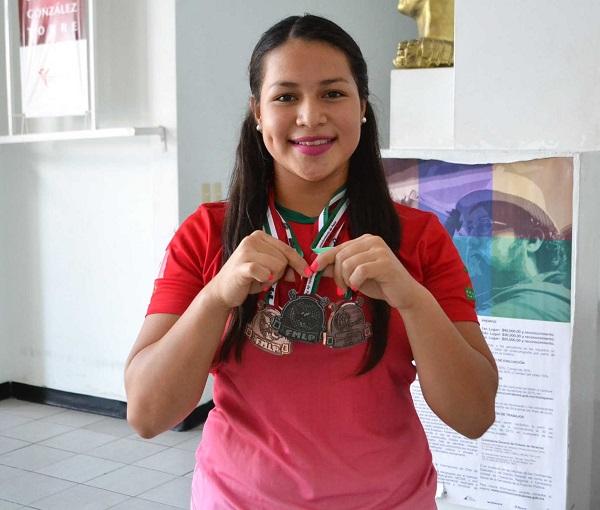 Lizbeth Nolazco_Medallas Panamericano 2015
