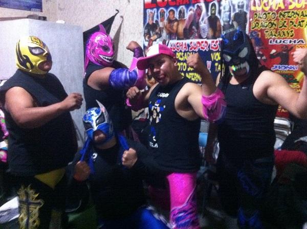 Lucha Libre 001