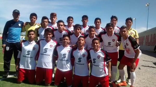 Veracruz Sub 17
